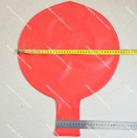 balloons inflation - Balloon Latex Large giant Thickening inch Oblateness Holiday Party Wedding Decoration After the inflation Diameter cm
