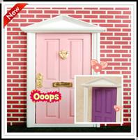 fairy door - fairy doors factory pcslot cute toys girls fairy doors for children minature doors for kids