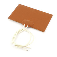 silicone flexible heater - 12V W Flexible Adhesive Silicone Rubber Heater Heating Pad mm x mm