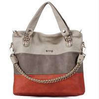 oppo bag - New collection high quality OPPO brand leather shoulder bags for women Vintage fashion Chain orange designer bag handbag