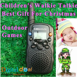 Wholesale-SKU-T388 Mini Walkie Talkie Interactive Toys Best Gifts For The Boys And Girls Free Shipping are best selling