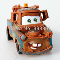 pick up truck - Original Scale Pixar Cars Toys Tow Mater Pick up Truck Diecast Metal Car Toy For Children s Gift