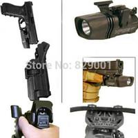 Cheap Wholesale-Blackhawk Holsters Black Level 3 Tactical Glock TAC SERPA Pistol Holster Glock