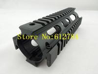 ar length - AR Handguard Carbine Length Quad Rail System LENGTH quot M4 Tactical Airsoft Handguard