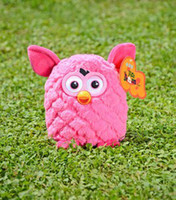 baby owl pet - New Electronic Toys Electric Pets Owl Elves Plush Baby Toy Recording Talking Toys For Children Kids Christmas Gift Present