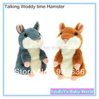 battery talk time - Russia Hamsters Russian Video Version Early Learning Talking Woddy time Hamster Plush Toy for