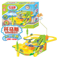 baby horse games - Hold the horse track speed racing game rail toy car electric toy with music baby toy electric toys