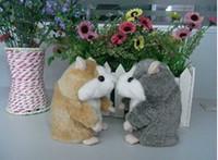 best hamster toys - Best sale Cute Talking Hamster Talking Hamster toys Hamster talking Plush Animal Toy