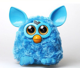 Wholesale Newest Firby Boom Plush Toy Talking Phoebe Firbi Elves Recording Pelucia Electronic Pets Toys Baby Toy Compatible with Furby