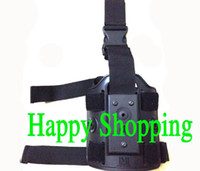 Wholesale Tactical Drop Leg Holster IMI Rotary Holster leg panel