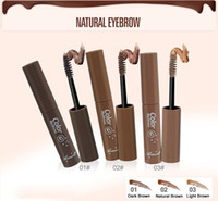 Cheap Wholesale-Angel Mask Stylenanda My Brows Eyebrow Dye Cream Makeup Brush Waterproof Durable 3 Colors Eyebrow Gel Enhancer 2015 Best Selling