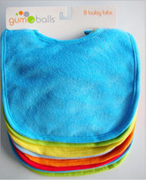 baby waterproof bibs packs - Real exported Wide and straight up the classical baby three layer waterproof bib pack