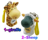 Wholesale China Post Air Cool Animal Retracted Pen Novelty Gift