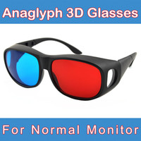 anaglyph images - pieces Top Quality Complementary Anaglyph Red Blue D Glasses Suit for D Movie and D Images On Normal Monitors