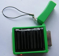 Wholesale Mini LED Solar Flashlight Torch Battery USB Charger PDA