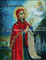 religious pictures - Diamond Embroidery Embroidery Cross Religious Clothes Diy Diamond Paintings Mosaic Picture Pattern Cross Stitch Full Rhinestone