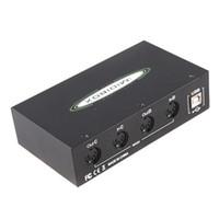 Wholesale C26 Midi i4o Merge i4o x Channels Converters Box