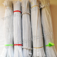 Wholesale White pipe cleaners chenille stems pipe cleaner Craft sticks Craft material DIY toys x30cm Freeshipping