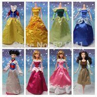 barbie doll clothes - new Princess Dress court dress Doll Clothes for Barbie Doll