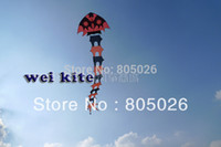 caterpillar parts - High quality m caterpillar kite love long tails Centipede kites toy for kids nylon ripstop kite with handle