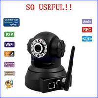 iphone sans fil gratuit mini moniteur de détection ip caméra 10m vision nocturne wifi caméra de sécurité CCTV de mouvement et de logiciels de andriod
