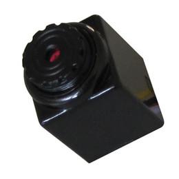 Envío Al por mayor-Libre, 520TVL de alta resolución Mini Ubicado Audio CCTV CMOS color noche visión cámara desde noche carcasa de la cámara de visión fabricantes