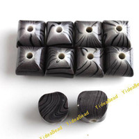 Wholesale 100 Have Stock Gray Acrylic Beads Fashion Acrylic Diy Beads Fit Bracelet And Necklace