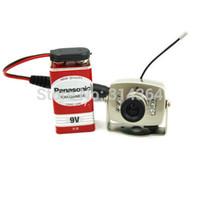 Wholesale Mini GHZ Wireless Color Camera IR Cam CCTV C208 Night Vision