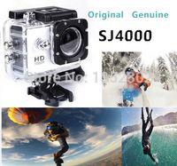 Precio de Camera underwater-estilo de GoPro mayor-original SJ4000 cámara digital bajo el agua profissional cámara impermeable 1080P ir Pro 170 'libre de Gran Angular