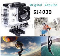 Wholesale Original gopro style digital camera SJ4000 profissional underwater Waterproof camera P go pro Wide Angle Free