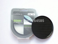 Wholesale GREEN L mm Neutral Density ND Lens Filter for mm Glass Material