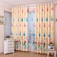 Wholesale Real beautiful princess child bedroom curtain cartoon dodechedron curtain baby curtain