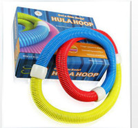 Wholesale new Fitness Circle Fashion Spring Hula Hoop Slimming Hula Hoop Fitness Circle hfokoi houuo os
