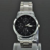 Wholesale New Luxury Brand Ladies Quartz Watch Women Dress Watches Women Men Full Stainless Steel Watch Men Casual Clock F50MPJ703 M1