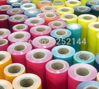 airplane film - heat Shrink Covering Film for Model Airplane meters per price