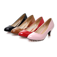 2015 Office Shoes Women Shoes Pink Suede Shoes 6cm Pointed Pumps Work Shoes Size 35 to 39 Online with $27.95/Pair on Myshoescity's Store | DHgate.com
