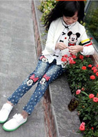 bear boots sale - Humor Bear Hot Sale cartoon girls children jeans pants for boys fit years new kids jeans