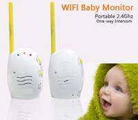 audio baby crying - Portable Baby Monitor One Way Intercom Bebes Wireless Baby Cry Detector With Receiver Speaker Audio Sound Baba Phone Electronic
