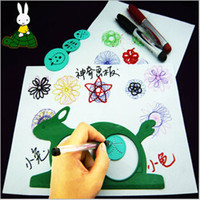 best cartoon drawings - Cartoon Magical Drawing Board Drawing Tool Animal Puzzle for baby s best gifts