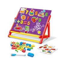 baby stencils - Large Erasable Drawing Board learning educational Magnetic easel baby Toys Children kids stencils for painting puzzle picture