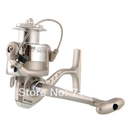 Wholesale BB Collapsible ABS pool Gear Spinning Spool Fishing Reel Aluminum SG3000
