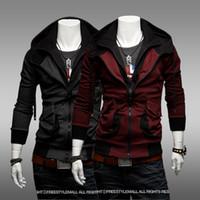 altair jacket - Assassins creed Revelations hoodie jacket Assasin s creed Altair costume causul