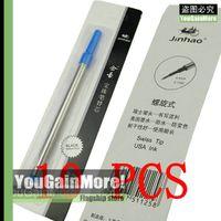 Wholesale Of Jinhao Roller Ball Pen Refills Screw Type Blue Ink
