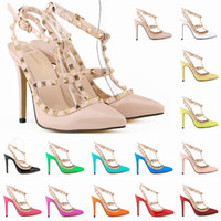 ballet bronze - Fashionshoes high heeled pointed toe hasp thin heels sandals pointed toe shoes female sandals PA