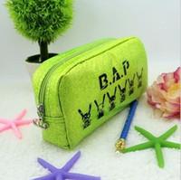 b a p bag - K pop B A P with South Korea s perimeter dazzle colour makeup bag