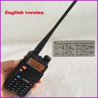 amateur radio equipment - New Portable Radio Sets Police Equipment Bao Feng Walkie Talkie km For Amateur Radio pmr Station Radio Baofeng uv r Walk Talk
