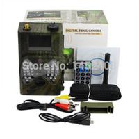 audio image - Suntek P HD GPRS MMS hunting camera with external antenna video audio image NM Game Trail Camera
