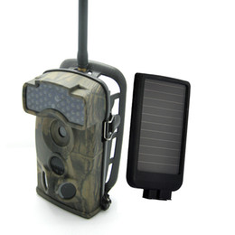 Wholesale Ltl Acorn WMG Wide View Angle NM Night Vision MMS GPRS Deer Hunting Camera game trail camera Solar Charger