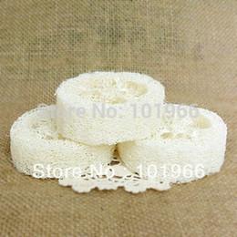 Wholesale High Quality Natural Loofah Luffa Loofa Pad Spa Bath Facial Soap Holder Dropshipping