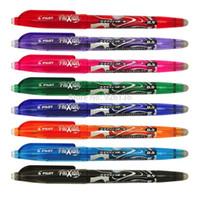 pilot pen - Pilot Frixion Erasable Gel Pen mm Extra Fine Assorted Colors Set